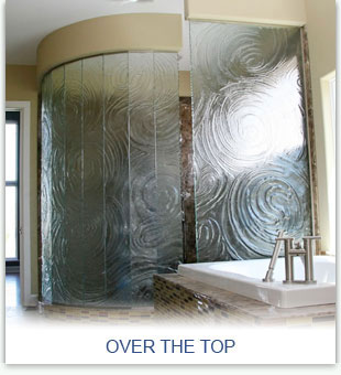 Decorative Shower Enclosures