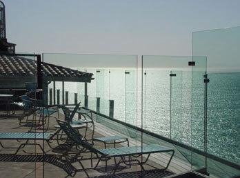Outdoor Frameless Glass Railing ...