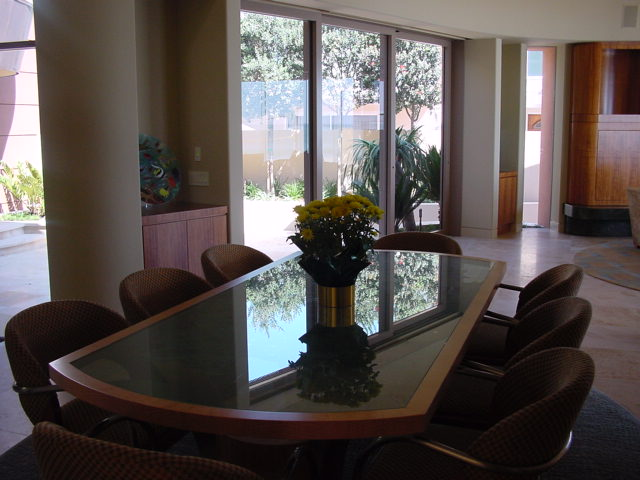 Dana Point Glass Table Tops
