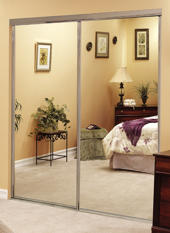 Bedroom Glass Door Installation