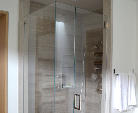 Shower Enclosure Capistrano Valley