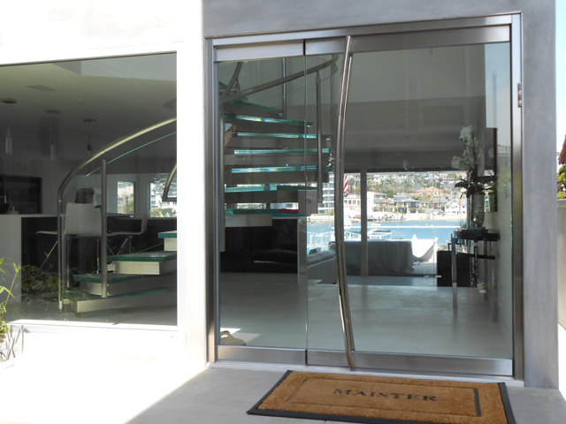 Interior Glass Wall & Partitions
