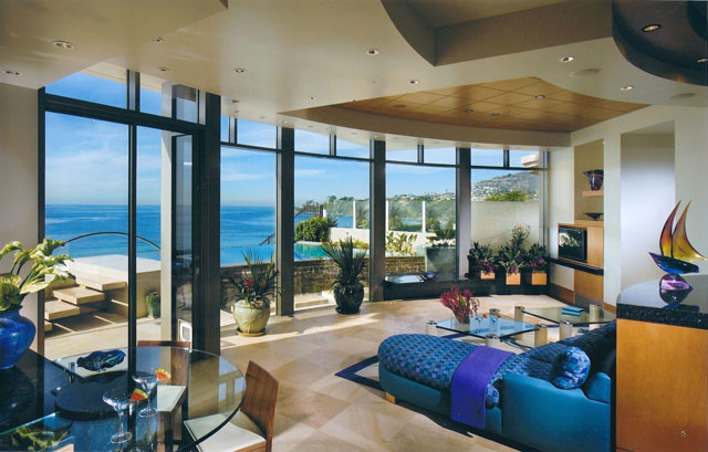 Luxury Home Glass Doors