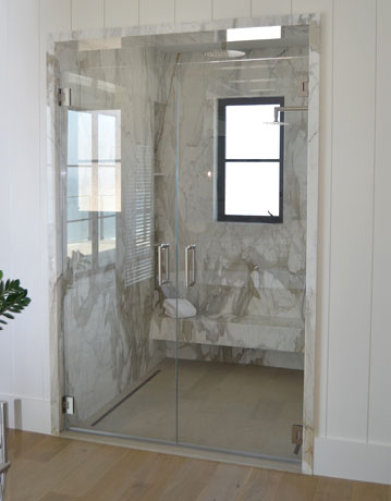 Glass Shower Doors Orange County