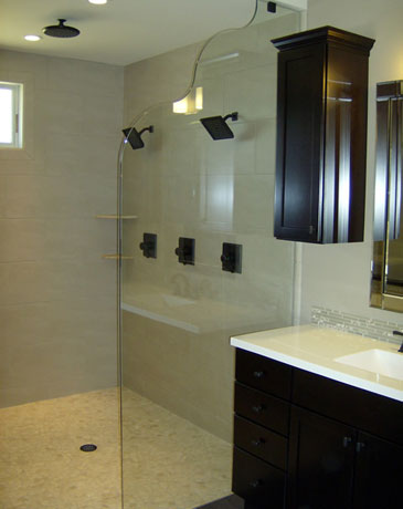 Shower Frameless Screen