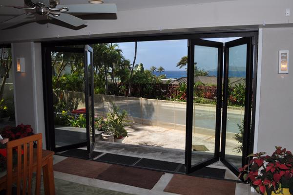 Aluminum Frame Amp Frameless Glass Doors Orange County Ca