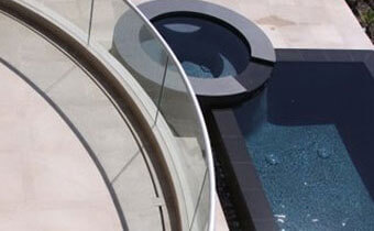 Swimming Pool Security Railing