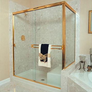 orange county shower enclosures door