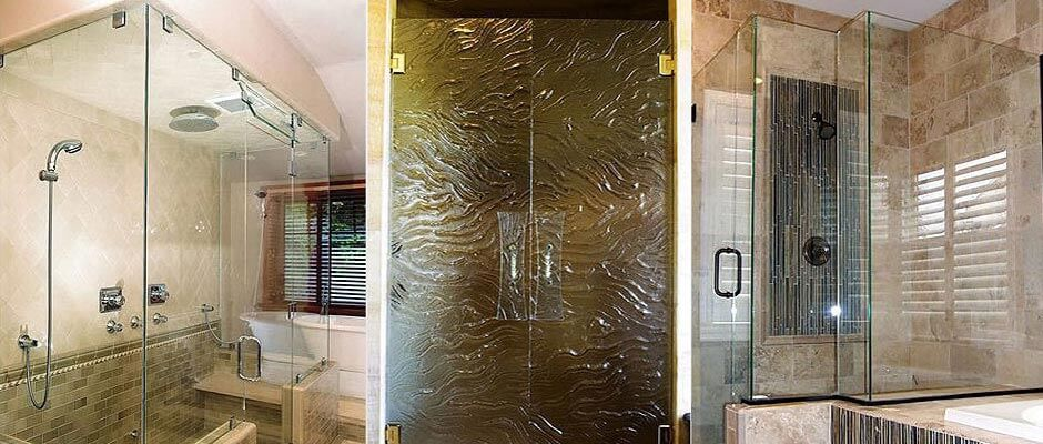 Shower Enclosure Glass Doors