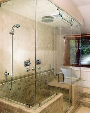 Bathtub Shower Enclosures; Shower Stall Enclosure ...