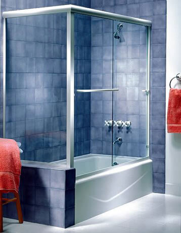 Sliding Bath Door Enclosures