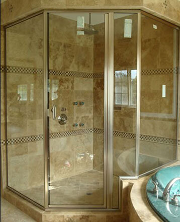 Swing Door Shower Enclosures